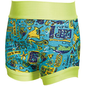 Zoggs Deep Sea Swimsure Baby Nappy Kids blue/multi